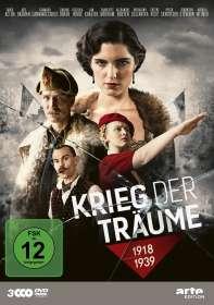 Jan Peter: Krieg der Träume, DVD