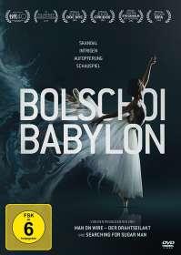 Nick Read: Bolschoi Babylon, DVD