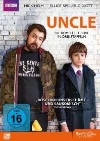 Oliver Refson: Uncle (Komplette Serie), DVD