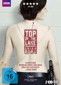 Jane Campion: Top of the Lake: China Girl, DVD
