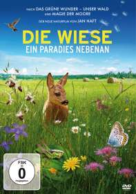 Jan Haft: Die Wiese - Ein Paradies nebenan, DVD