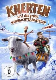 Andreas Riiser: Knerten und das grosse Weihnachtsabenteuer, DVD