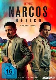 Andrés Baiz: Narcos: Mexico Staffel 1, DVD
