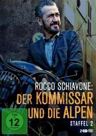 Rocco Schiavone Staffel 2, DVD