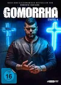 Gomorrha Staffel 4, DVD