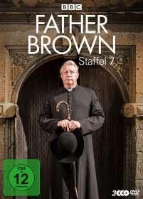 Father Brown Staffel 7, DVD