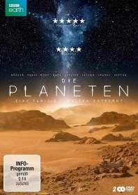 Die Planeten, DVD