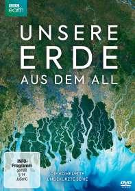 Unsere Erde aus dem All, DVD