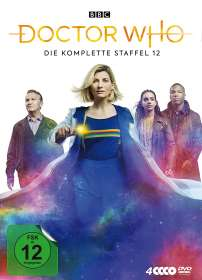 Doctor Who Staffel 12, DVD