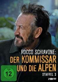 Rocco Schiavone Staffel 3, DVD