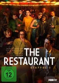 Harald Hamrell: The Restaurant Staffel 3, DVD