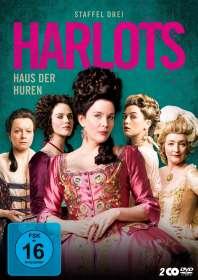 Robin Sheppard: Harlots - Haus der Huren Staffel 3, DVD