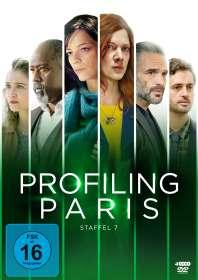 Profiling Paris Staffel 7, DVD