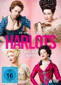 Harlots - Haus der Huren (Komplette Serie), DVD
