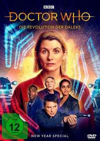 Lee Haven Jones: Doctor Who: Die Revolution der Daleks (New Year Special), DVD