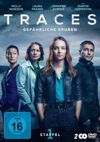 Traces - Gefähliche Spuren Staffel 1, DVD