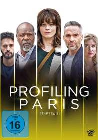 Profiling Paris Staffel 9, DVD