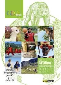 Die GEOlino Reportage Vol. 1-5, DVD