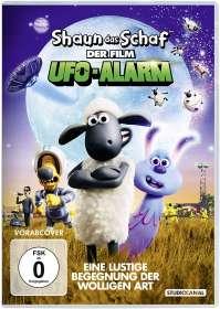 Will Becher: Shaun das Schaf - Der Film 2: Ufo-Alarm, DVD