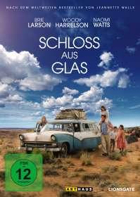Destin Daniel Cretton: Schloss aus Glas, DVD