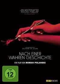Roman Polanski: Nach einer wahren Geschichte, DVD
