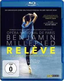 Thierry Demaizière: Relève - Die Geschichte einer Kreation (OmU) (Blu-ray), BR