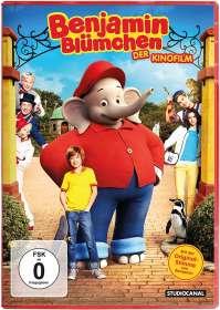 Tim Trachte: Benjamin Blümchen - Der Kinofilm, DVD