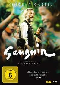 Edouard Delouc: Gauguin, DVD