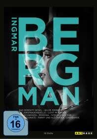 Ingmar Bergman: Ingmar Bergman - 100th Anniversary Edition, DVD