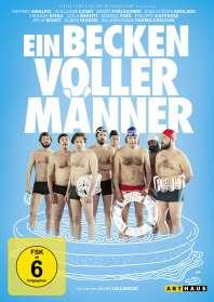 Gilles Lellouche: Ein Becken voller Männer, DVD