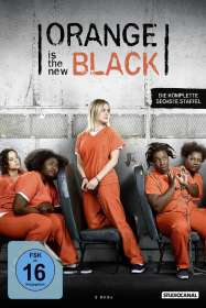 Orange is the New Black Staffel 6, DVD
