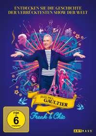 Yann L'Henoret: Jean Paul Gaultier - Freak & Chic (OmU), DVD