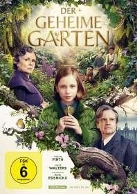 Marc Munden: Der geheime Garten (2020), DVD