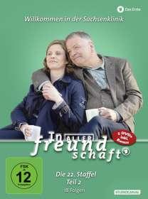 In aller Freundschaft Staffel 22 Box 2, DVD