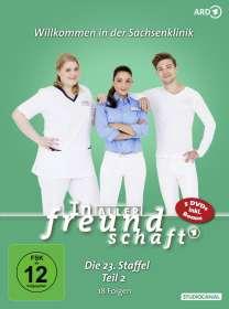 In aller Freundschaft Staffel 23 Box 2, DVD
