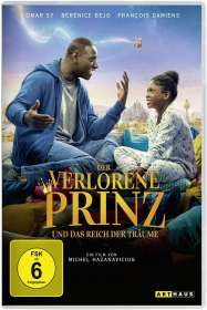Michel Hazanavicius: Der verlorene Prinz und das Reich der Träume, DVD