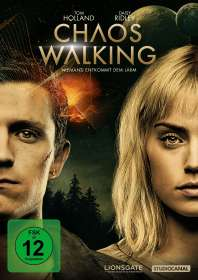 Doug Liman: Chaos Walking, DVD