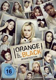 Orange is the New Black (Komplette Serie), DVD
