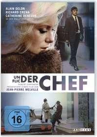 Jean-Pierre Melville: Der Chef (1972), DVD