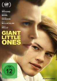 Keith Behrmann: Giant little Ones, DVD