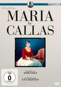 Tom Volf: Maria by Callas, DVD