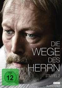 Kaspar Munk: Die Wege des Herrn Staffel 2, DVD