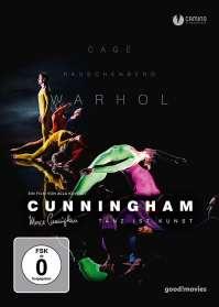 Alla Kovgan: Cunningham (OmU), DVD