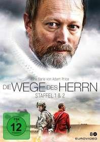 Louise Friedberg: Die Wege des Herrn Staffel 1 & 2, DVD