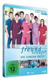 In aller Freundschaft - Die jungen Ärzte Staffel 6 (Folgen 232-252), DVD
