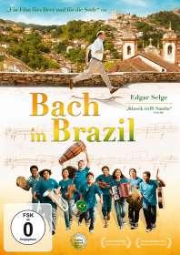 Ansgar Ahlers: Bach in Brazil, DVD