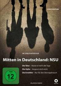 Christian Schwochow: Mitten in Deutschland: NSU, DVD