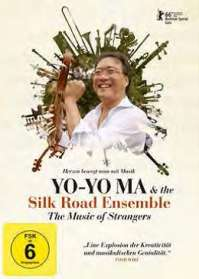 Morgan Neville: Yo-Yo Ma & The Silk Road Ensemble, DVD