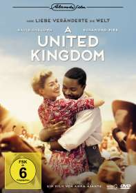 Amma Asante: A United Kingdom, DVD