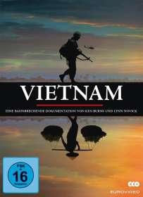 Ken Burns: Vietnam (Fassung von arte.tv), DVD